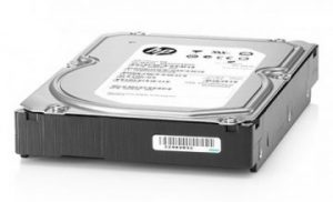 DISCO DURO 659337-B21 HP 1TB 6G SATA 7.2k 3.5in NHP MDL HDD