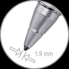 PUNTA DE REPUESTO ACK21001 1mm Black for Fineline Stylus