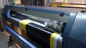 Allwin E-180 - Equipo de impresión tinta Ecosolvente o Sublimación (2)