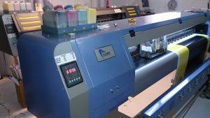 Allwin E-180 - Equipo de impresión tinta Ecosolvente o Sublimación
