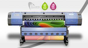 Allwin E-180 - Equipo de impresión tinta Ecosolvente o Sublimación (4)