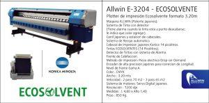 FICHA TECNICA ALLWIN 3204