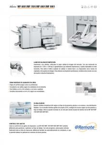 FICHA TECNICA FOTOCOPIADORA MULTIFUNCIONAL RICOH MP 6001 (3)