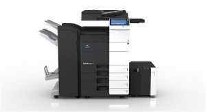 Fotocopiadora Bizhub C454e 2