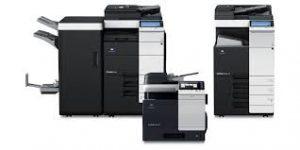 Fotocopiadora Konica Minolta BH 283 P 3