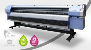 Maquina de Gigantografia ALLWIN Konica 3204 (2)