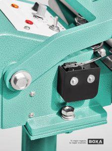Selladora de bolsas a pedal PFS-450 BOXA 3