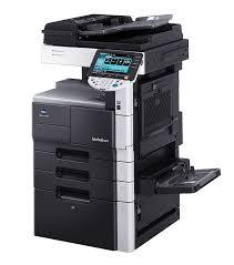 fotocopiadora konica minolta BH C 360 1