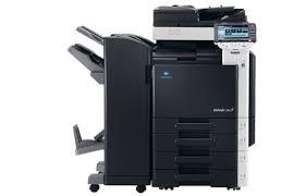 fotocopiadora konica minolta BH C 360 2