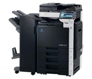 fotocopiadora konica minolta BH C 360 3