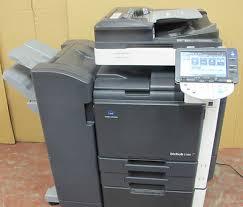 fotocopiadora konica minolta BH C 360 5