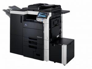 fotocopiadora multifuncional Konica Minolta BH- C550 (1)