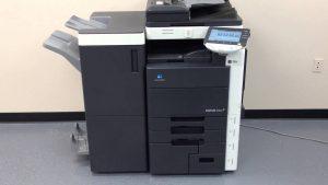 fotocopiadora multifuncional Konica Minolta BH- C550 (3)