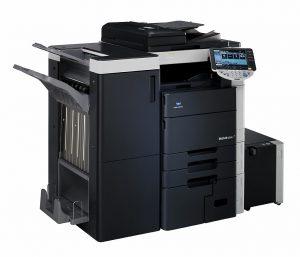 fotocopiadora multifuncional Konica Minolta BH- C550 (4)