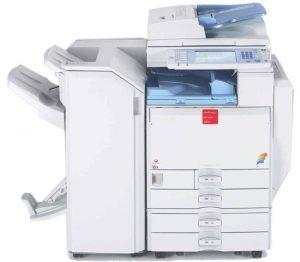 fotocopiadora ricoh MP 4500 3