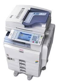 fotocopiadora ricoh MP 4500 4