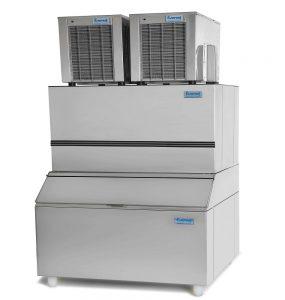 maquina para hacer hielo en escama EGE-600M everest