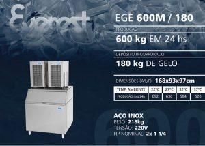 maquina para hacer hielo en escama EGE-600M everest (3)