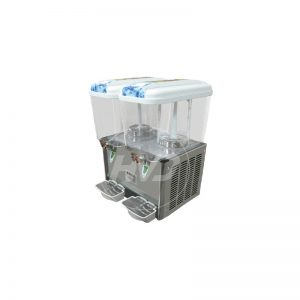 refresquera o dispensador de refrescos 02 tolvas x 18lt. – LSP18X2B 2