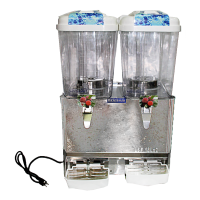 refresquera o dispensador de refrescos 02 tolvas x 18lt. – LSP18X2B 3