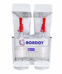 refresquera o dispensador de refrescos 02 tolvas x 18lt. – LSP18X2B 5