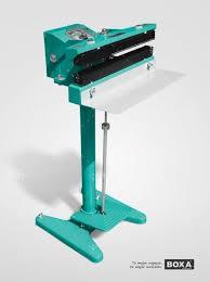 selladora de bolsas a pedal PFS-DD400 BOXA 1