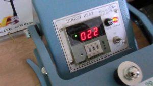 selladora de bolsas a pedal PFS-DD400 BOXA 4