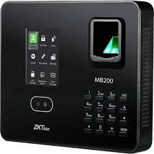 Control de asistencia MB200-ID 1