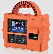 Control de asistencia ZK-S922 1