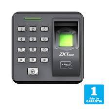 Control de asistencia ZK-SA33-E 5