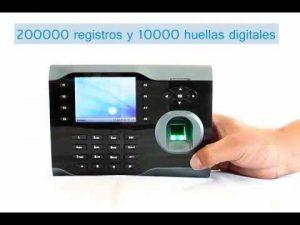 Controles de asistencia ICLOCK 360 3