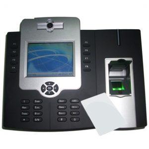 Controles de asistencia ICLOCK 880-ID 1