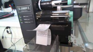 Impresora de codigo de barras Argox X-2000V 5