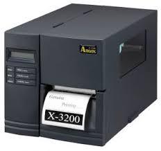 Impresora de codigo de barras Argox X-3200 2