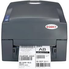 Impresora de codigo de barras Godex G525 4