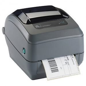 Impresora de codigo de barras Godex G525 5