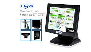 MONITOR POS TOUCH CT17 1
