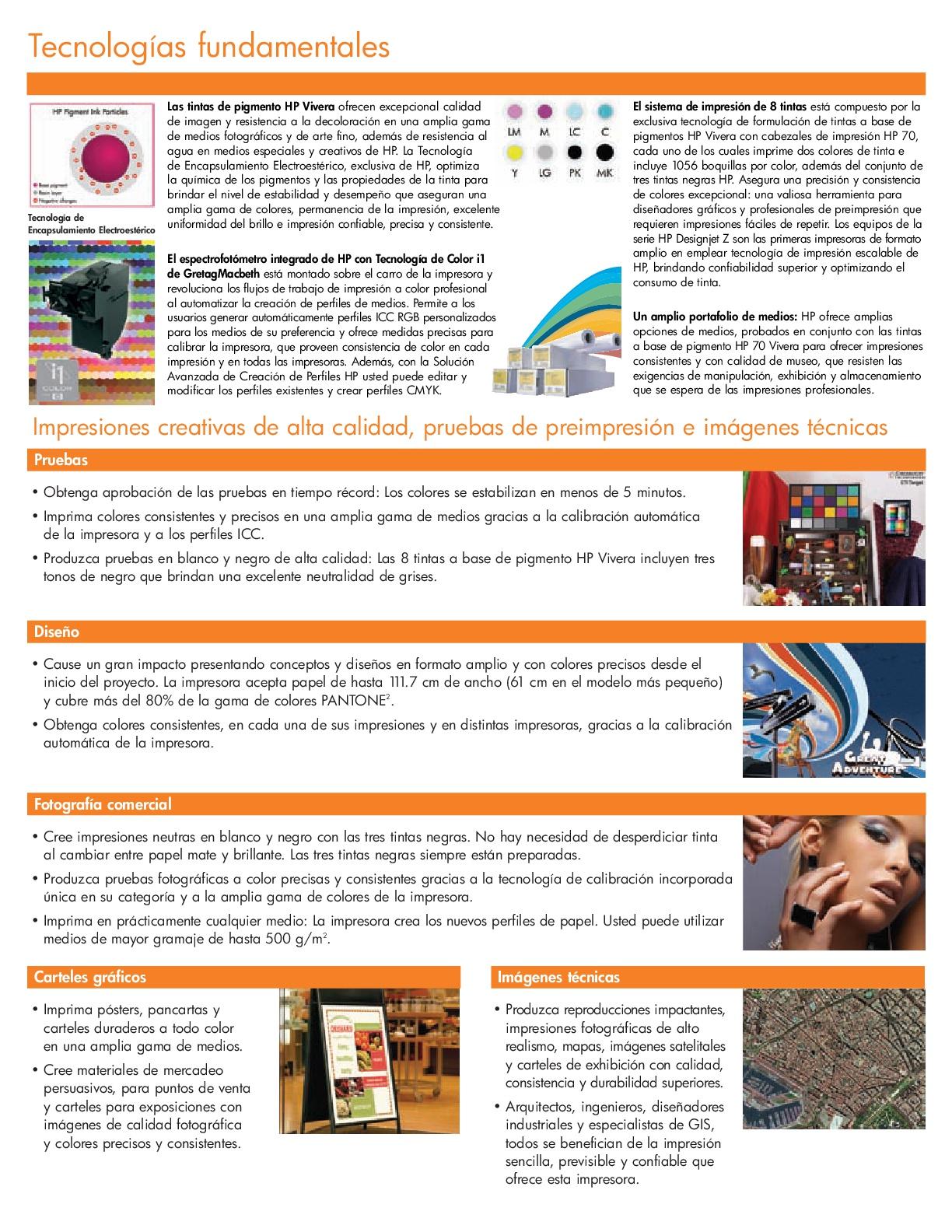 Vistoso Página De Prueba De Color De La Impresora Ornamento ...