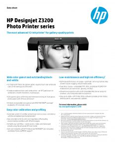 FICHA TECNICA IMPRESORA HP Designjet Z3200ps 44in Printer (2)