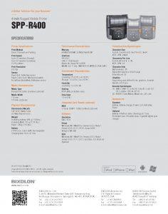 FICHA TECNICA IMPRESORA TERMICA SPP-R400BK (2)