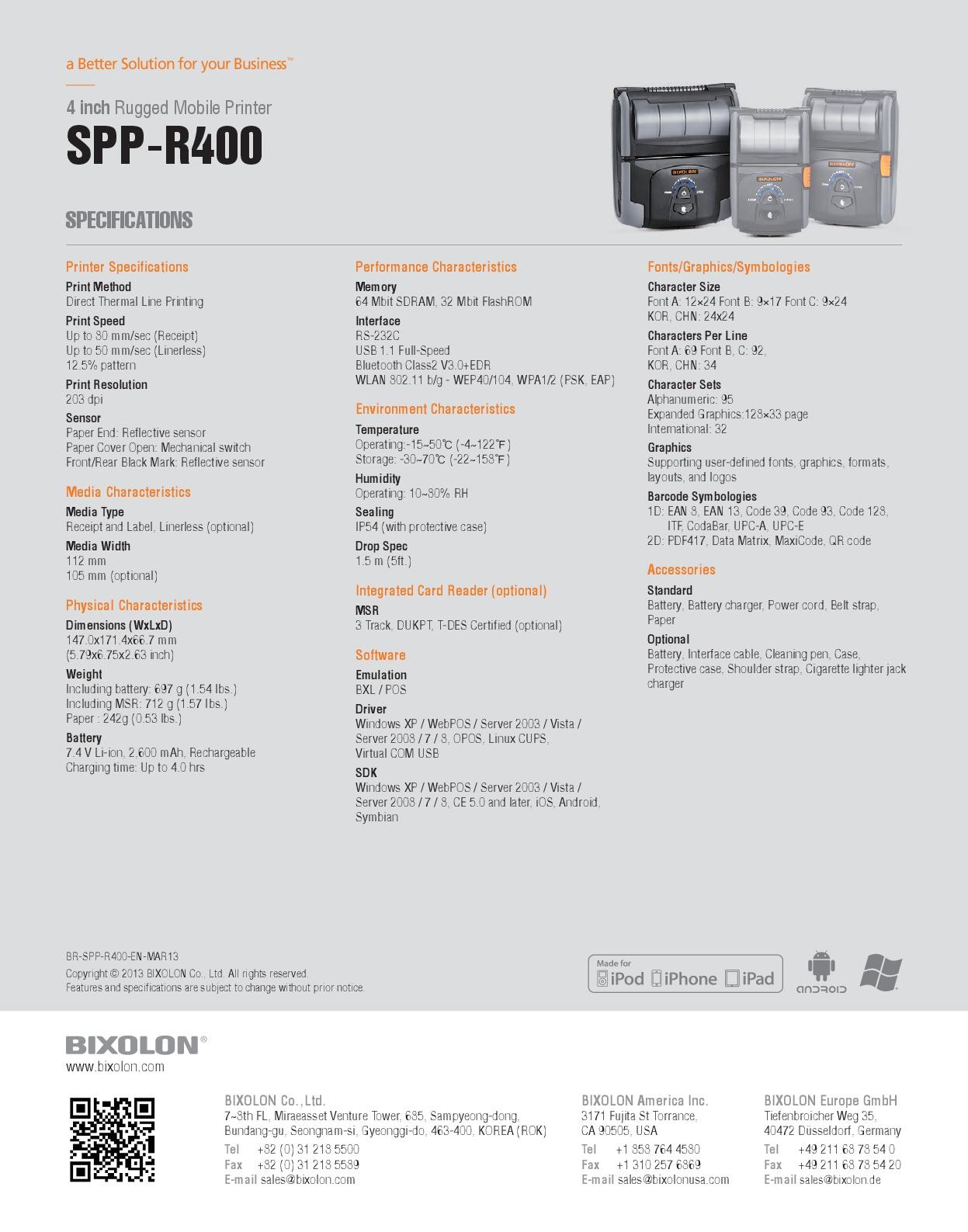 Impresora T 201 Rmica Spp R400bk En Peru Lima Cusco Arequipa