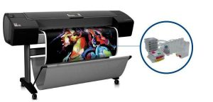 IMPRESORA HP Designjet Z3200ps 44in Printer (5)