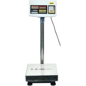 Balanza electrónica de plataforma HELKEL BCH300CS (1)