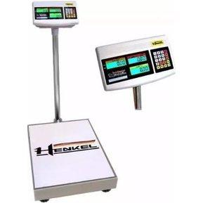 Balanza electrónica de plataforma HELKEL BCH300CS (3)