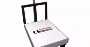 Balanza electrónica de plataforma HELKEL BCH300CS (5)