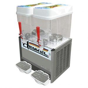 Dispensadora Refresquera 2 Tolvas henkel LSP18X2B (2)