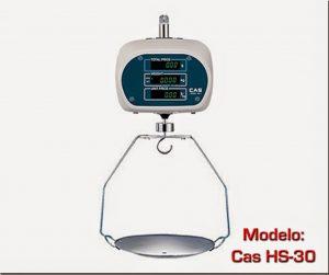 BALANZA ELECTRÓNICA COLGANTE CAS HS30 (3)