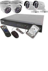 CAMARAS DE PLASTICO HD - 1080P 1