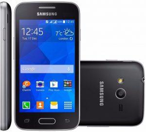 CELULAR SMARTPHONE SAMSUNG GALAXY Ace4 LITE- 3MP- 4GB NEGRO (2)