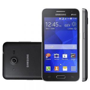CELULAR SMARTPHONE SAMSUNG GALAXY Core2 DS - 4GB NEGRO} (4)